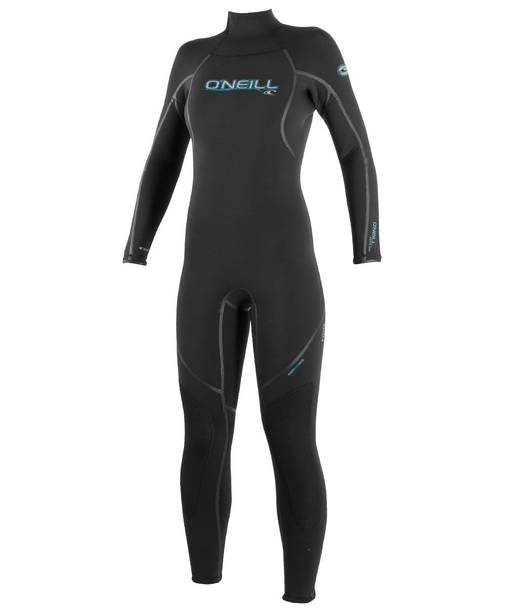 O'Neill Womens 5MM Sector Full WetSuit Size 10 SALE