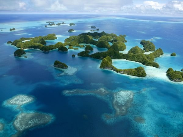 Palau South Pacific - Jan 13, 2019 - Jan 20, 2019