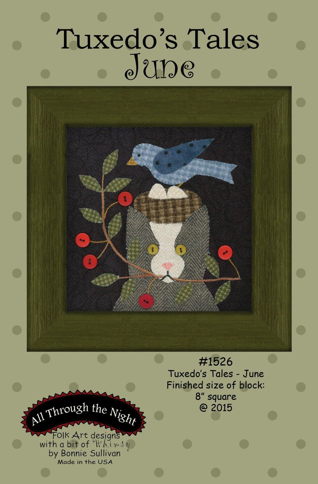 1526 Tuxedo's Tales June
