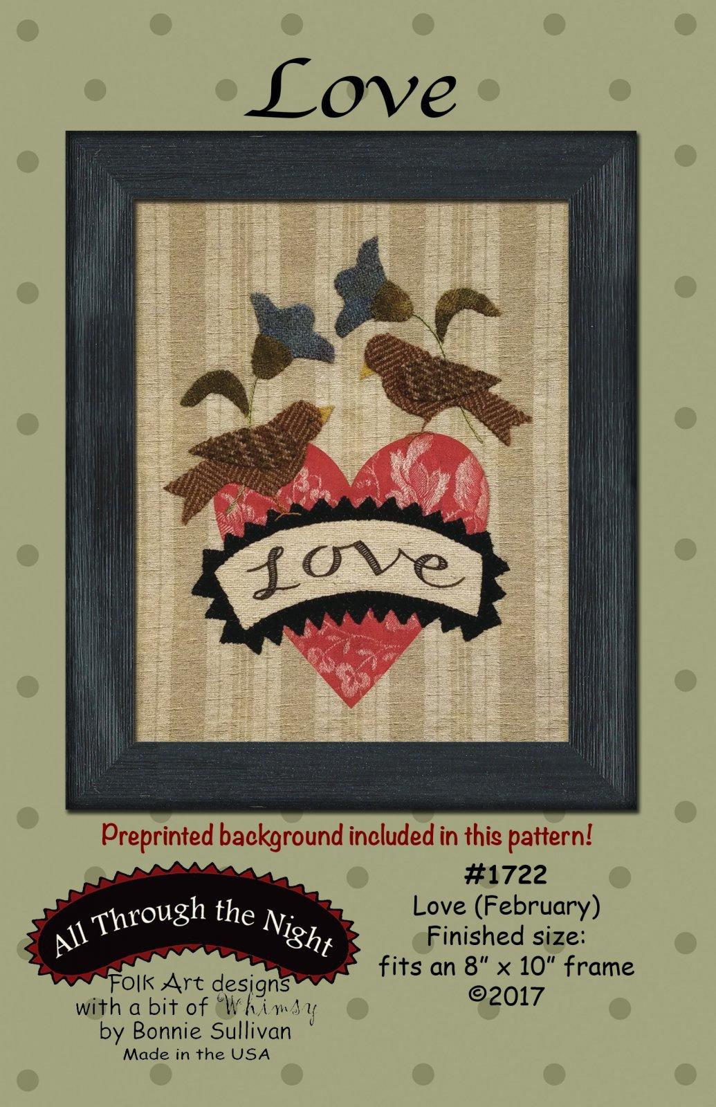 1722 Love (February)