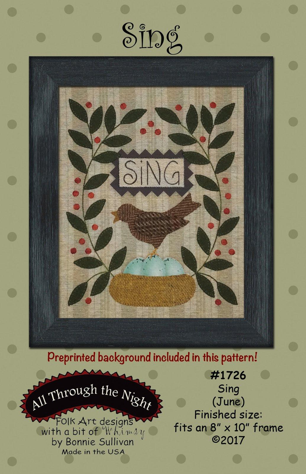 1726 Sing (June)