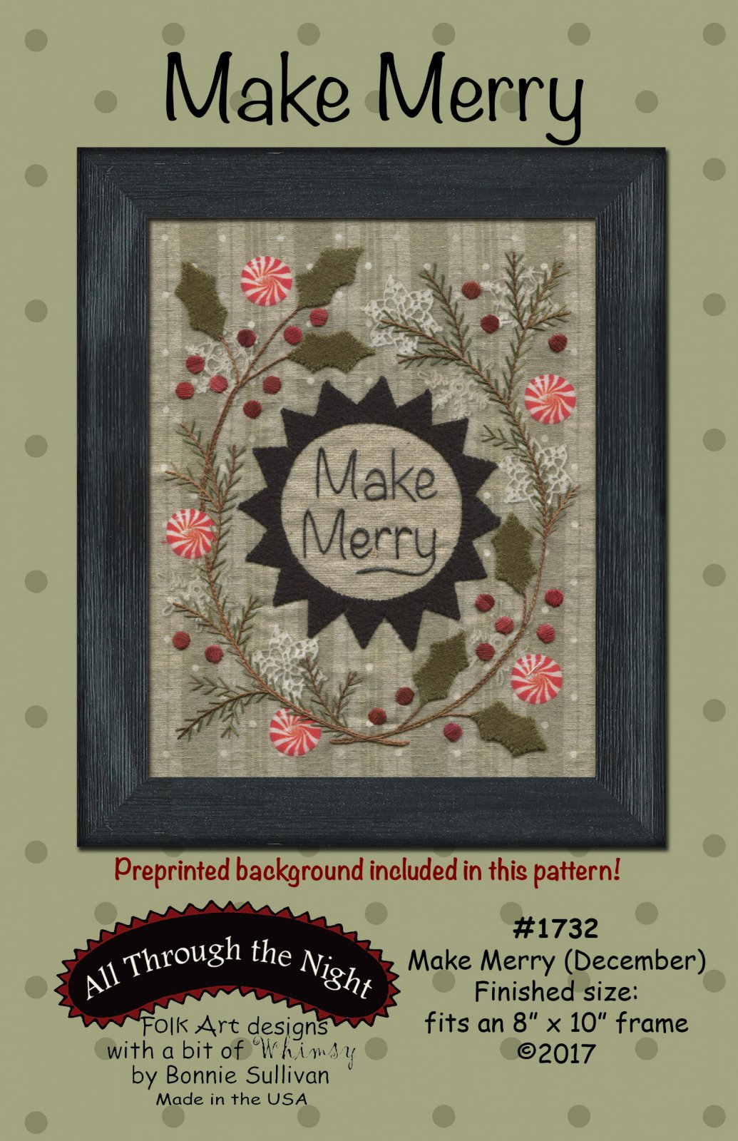 1732 Make Merry (December)