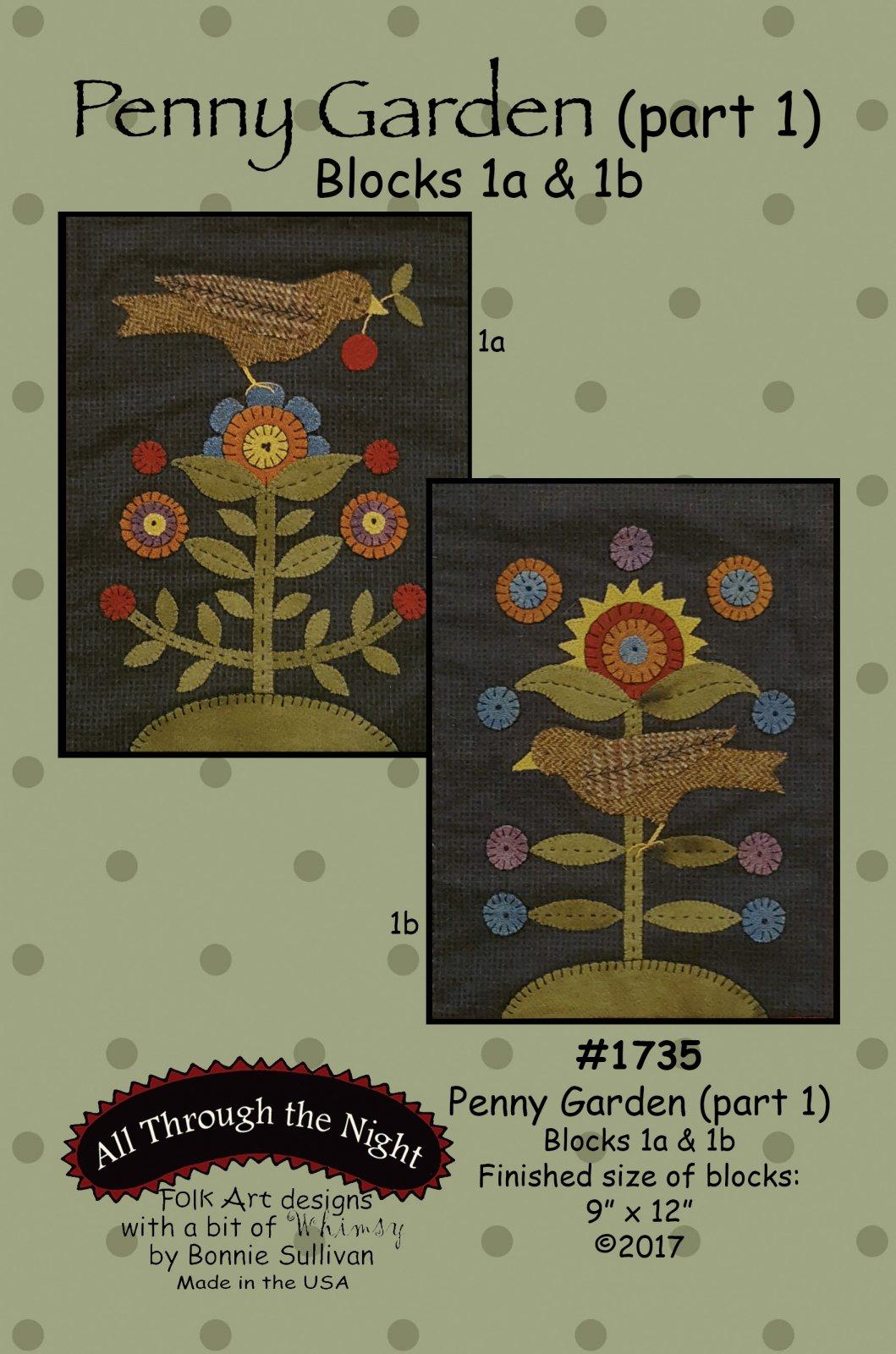 1735 Penny Garden (part 1)