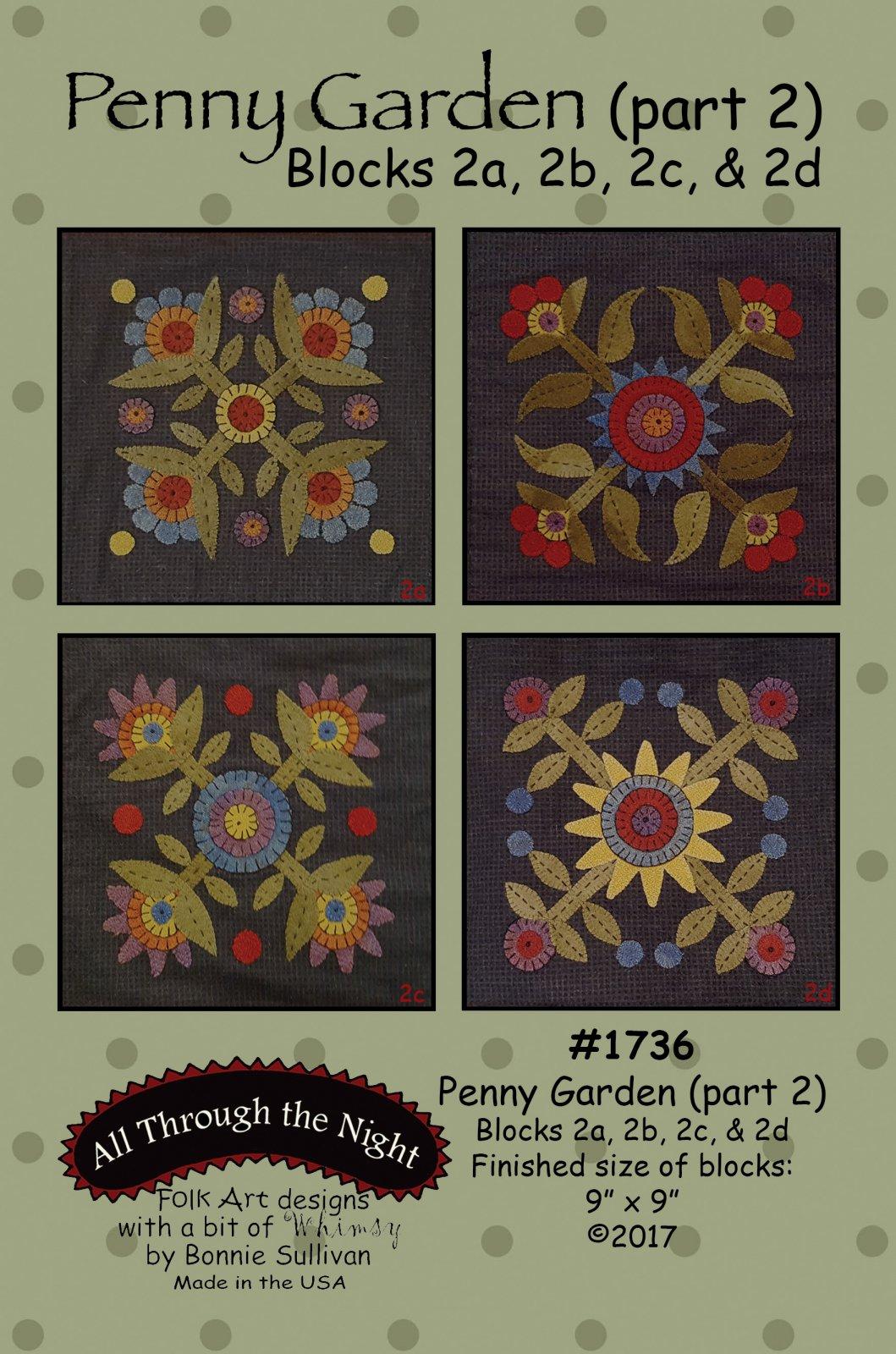 1736 Penny Garden (part 2)