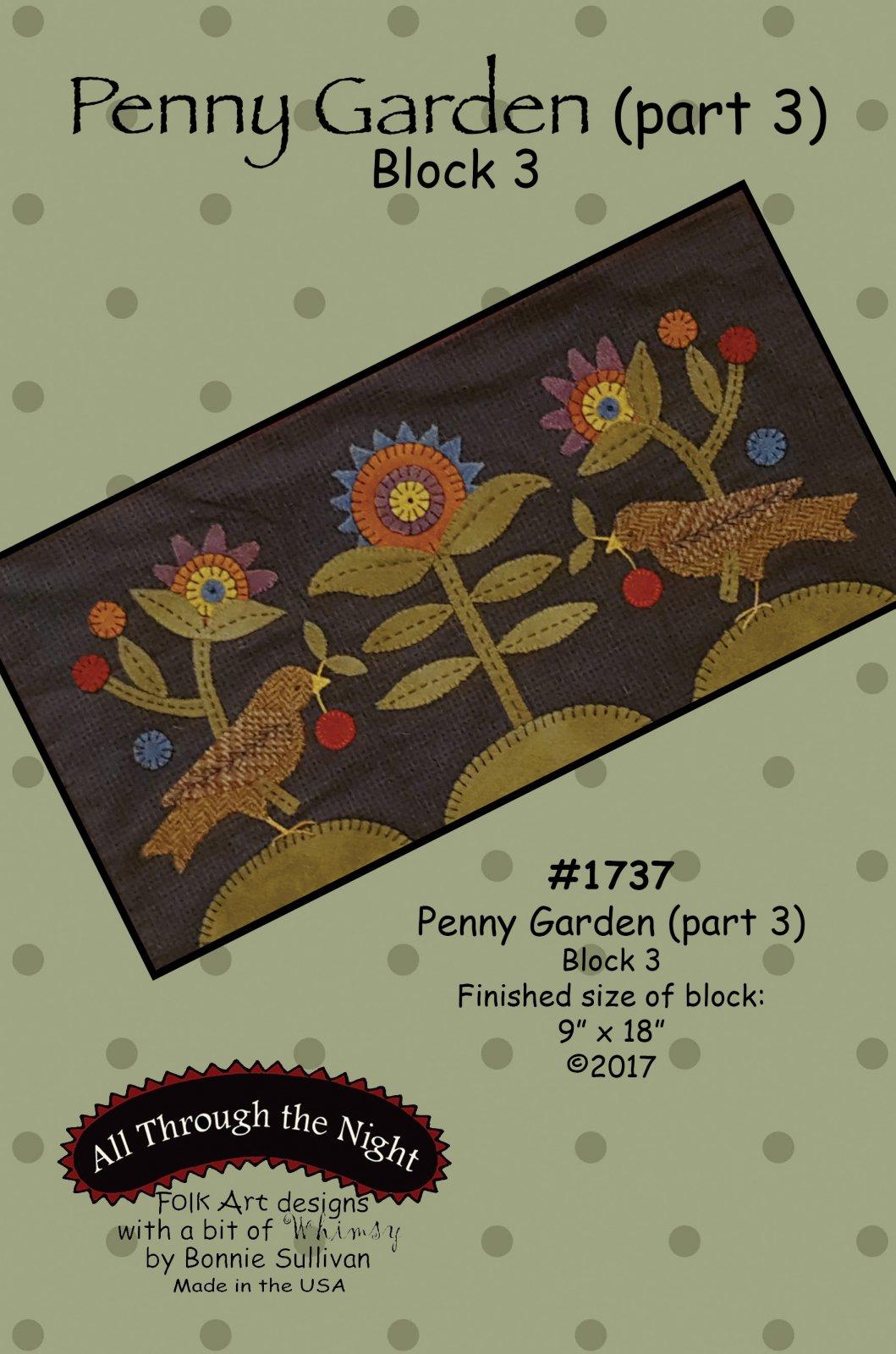 1737 Penny Garden (part 3)