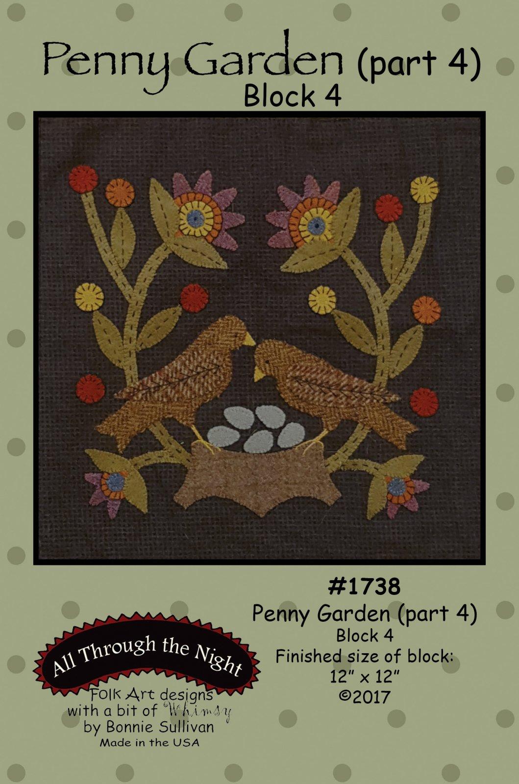 1738 Penny Garden (part 4)