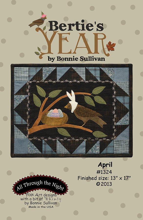 1324 Bertie's Year April