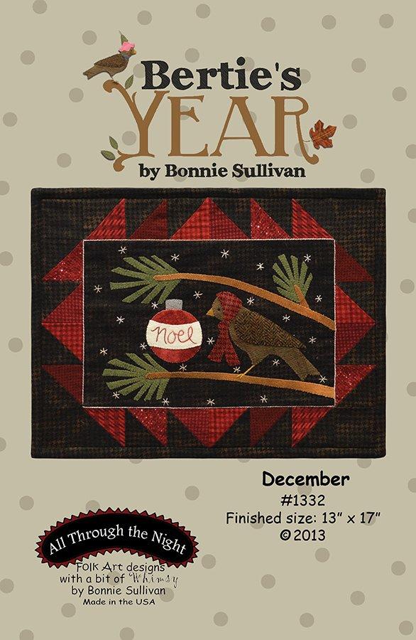 1332 Bertie's Year December