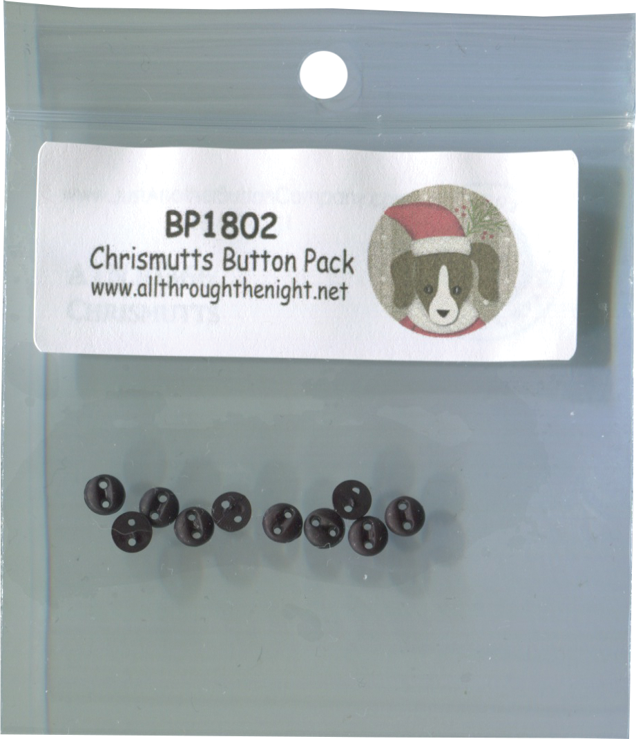 BP1802 Chrismutts Button Pack