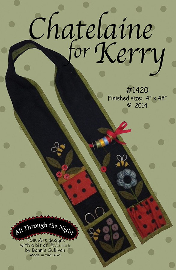 1420 Chatelaine for Kerry