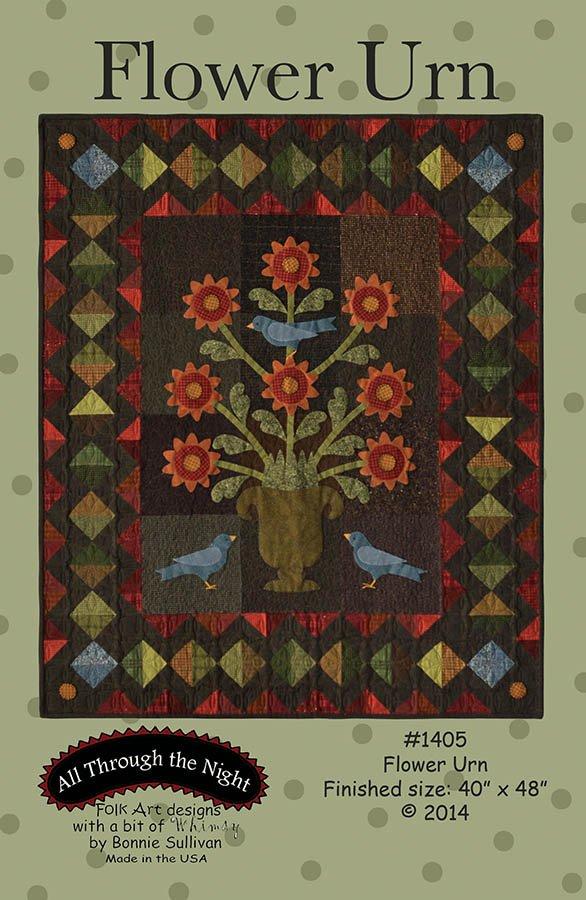 1405 Flower Urn