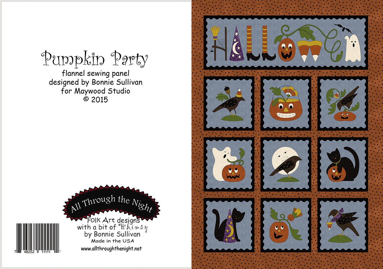 GC1553 Pumpkin Party (Halloween) Greeting Card