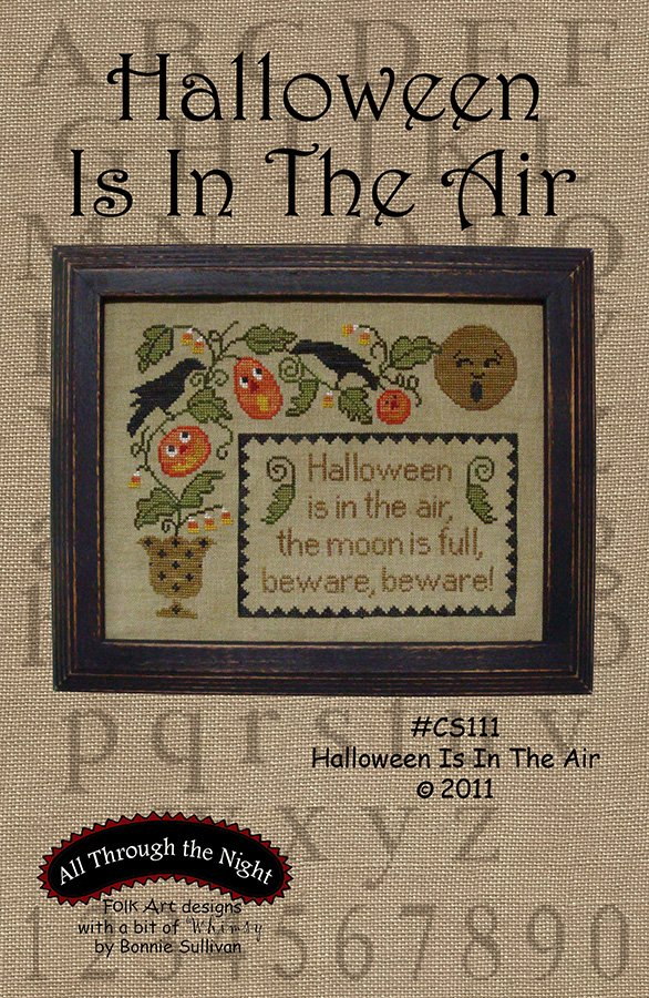 CS111 Halloween Is In The Air