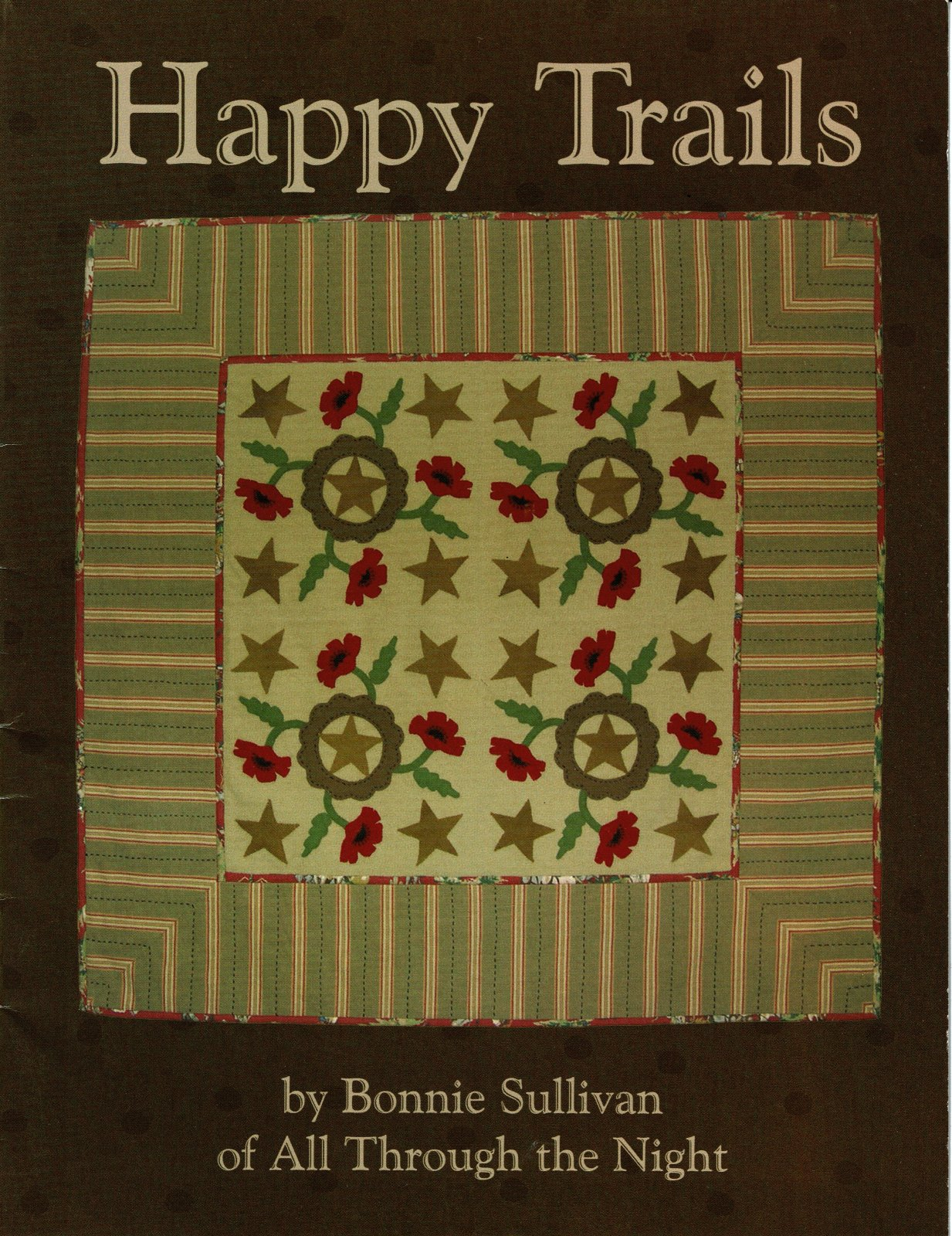 Happy Trails by Bonnie Sullivan (book)