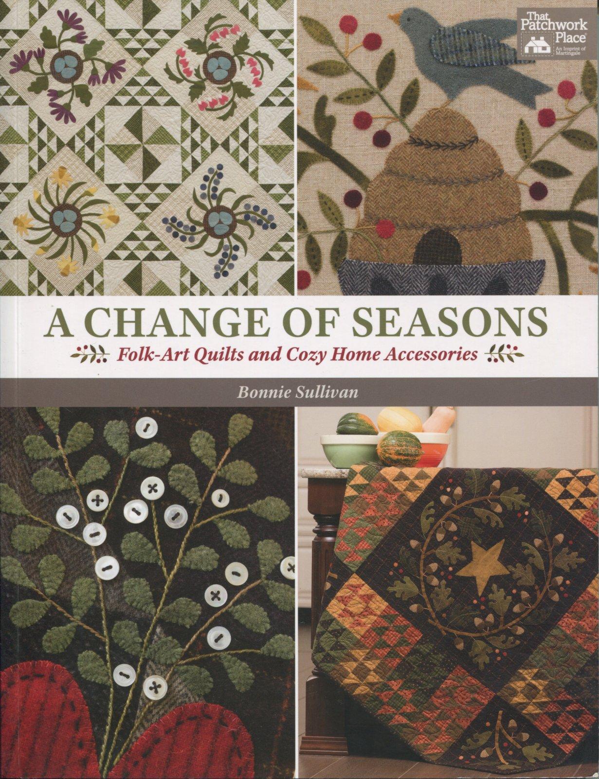 A Change of Seasons Book by Bonnie Sullivan