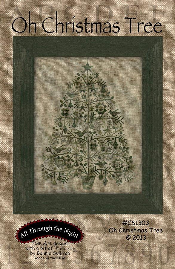 CS1303 Oh Christmas Tree