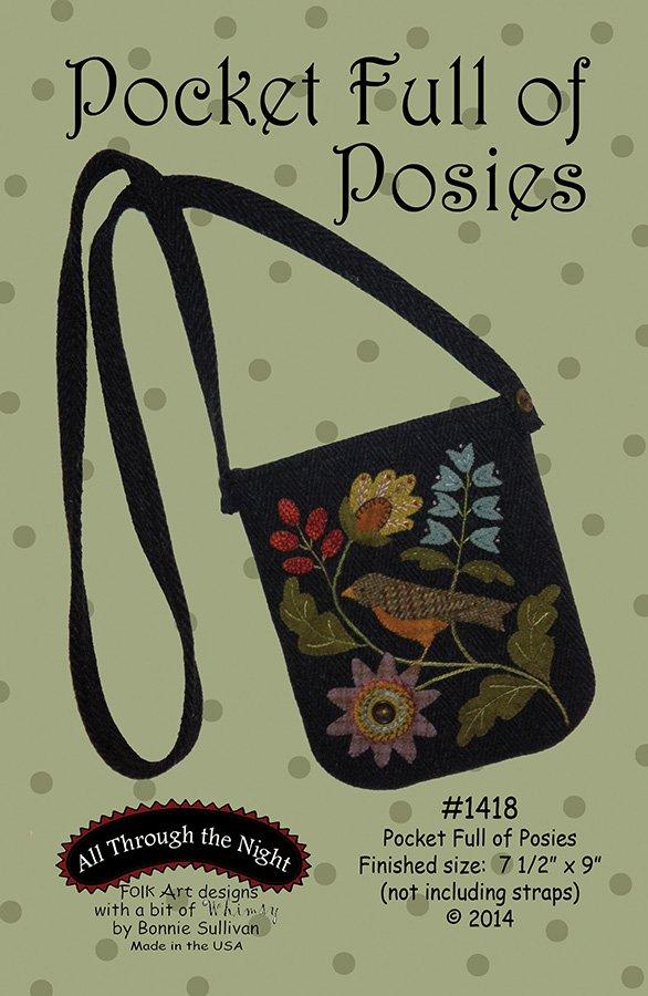 1418 Pocket Full of Posies