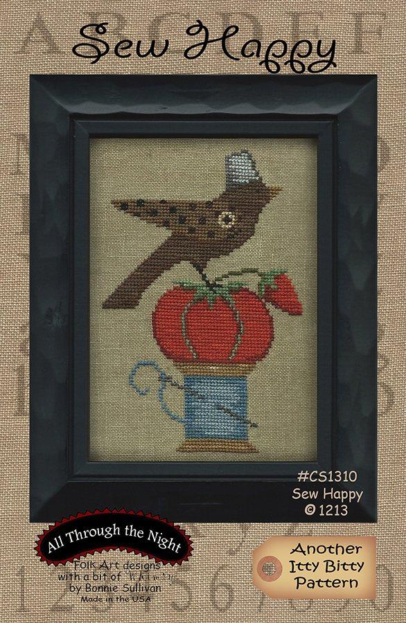 CS1310  Sew Happy