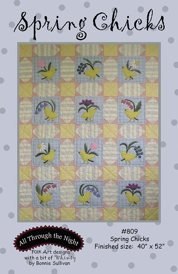 809 Spring Chicks