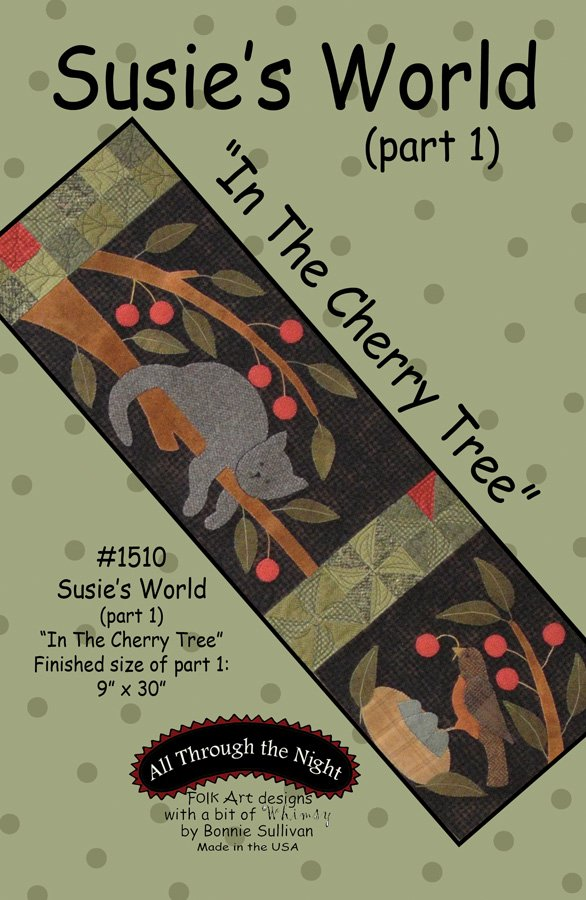 1510 Susie's World In The Cherry Tree (1)