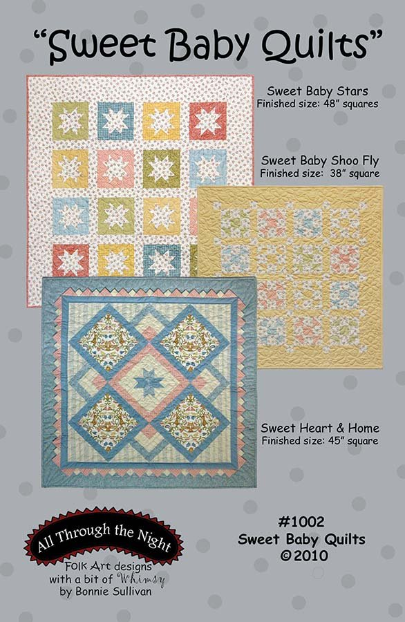 1002 Sweet Baby Quilts