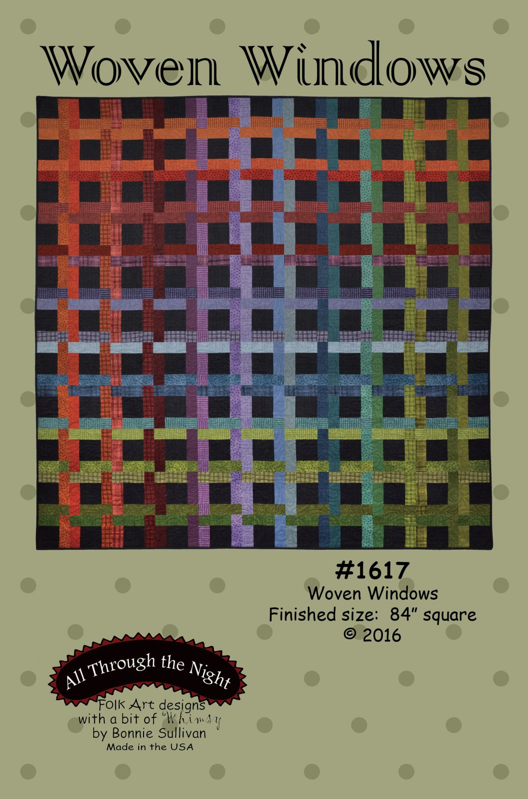 1617 Woven Windows
