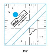 Bloc Loc Strip Set Ruler 7 X 10
