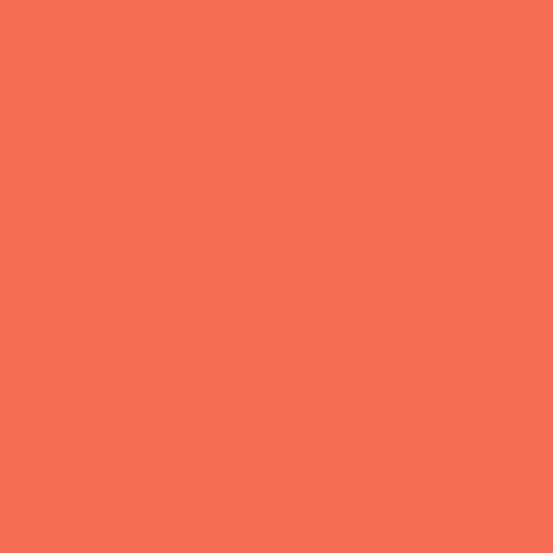 Century Solids Coral Sunset