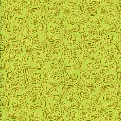 Kaffe Fassett Classics GP71 LIME Aboriginal Dot Lime