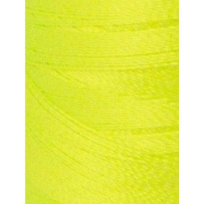 Safety Yellow - #LGPF0009 - 5,000M Polyester Embroidery Thread - Floriani