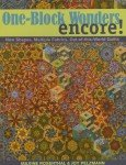 One-Block Wonders Encore - By Maxine Rosenthal & Joy Pelzmann