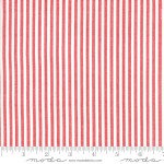 Bonnie Camille Woven : Stripe Red - #12405-20 - By Bonnie & Camille