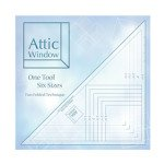 Attic Window Ruler - Phillips Fiber Art