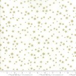 White Christmas Metallic - #1657-19M - By Zen Chic