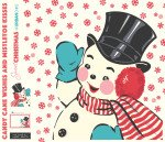 Sweet Christmas : Snowman Applique Panel - By Urban Chiks