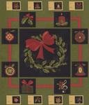 Delightful December Panel - #17870-11