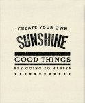 Printworks : Sunshine Canvas Panel - 54 x 65 - #5760-11P - By Sweetwater