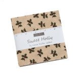 Sweet Holly : Charm Pack - (42) 5x5 squares - Kansas Troubles