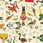 Twelve Days of Christmas : Icons Cream - #TP-2100-Q