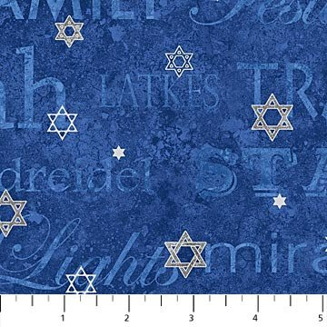 Happy Hanukkah - #21261M-44