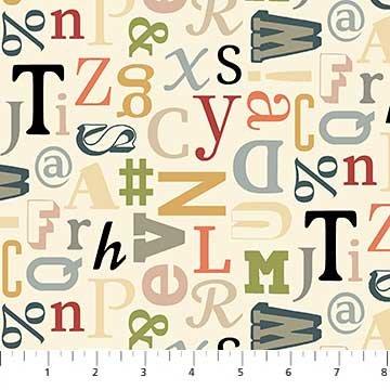 Letterpress - #21891-11