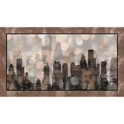 Artworks - City Lights 24 Panel - #1649-24633-J (#257)