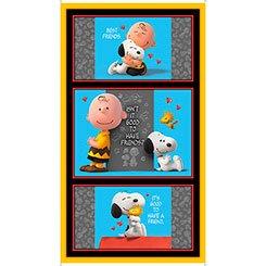 Good Friends - Peanuts Panel - #26186-X (129)