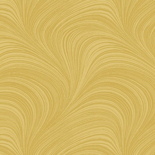 Wave Texture : Gold - #2966-33 - By Jackie Robinson