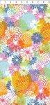 Doodle Blossoms : Flower Garden Multi - #2DB-1