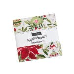 Naughty or Nice : Charm Pack - (42) 5x5 squares - Basic Grey