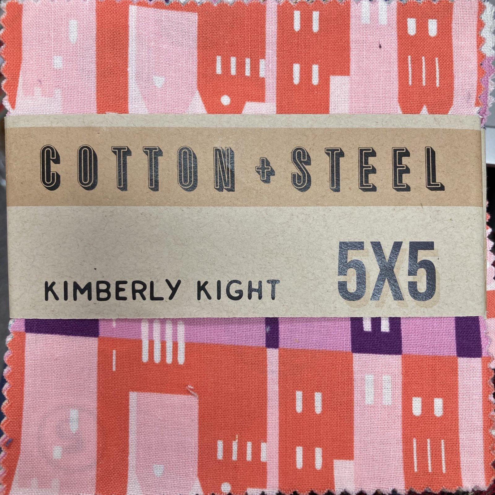 Penny Arcade Charm Pack (C&S)Kimberly Kight
