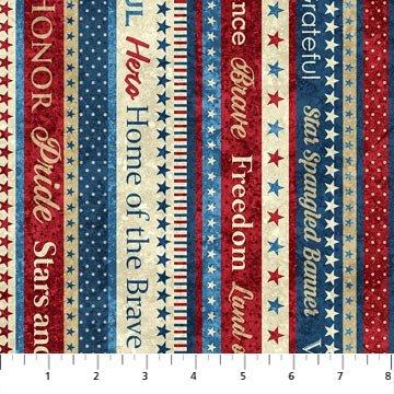 Stonehenge Stars & Stripes - #39386-24
