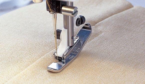Narrow Zipper Foot Pin Pac - 1-2-3-4-5-6-7-8 - Husqvarna Viking
