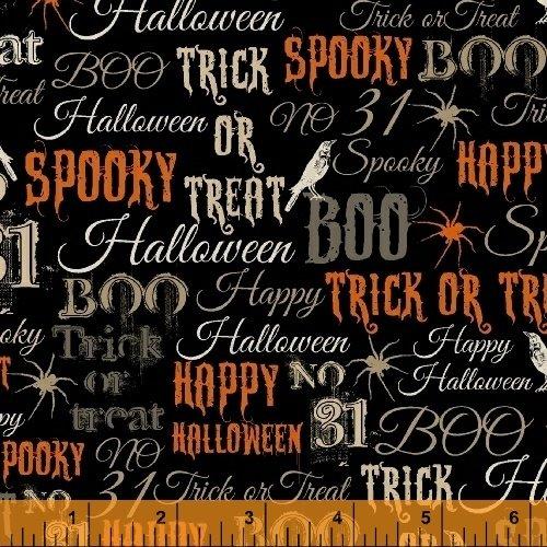 Spooky - By Rosemarie Lavin Design - #41558-3